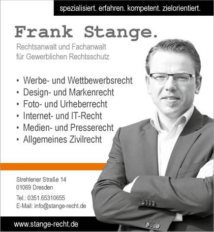 Frank-Stange-Rechtsanwalt