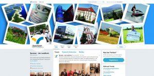 Twitter-Auftritt des LRA Bautzen